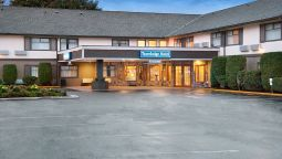 Exterior view Chilliwack Travelodge