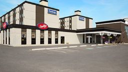 Buitenaanzicht TRAVELODGE EDMONTON WEST