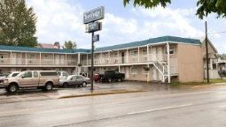 Buitenaanzicht TRAVELODGE QUESNEL BC