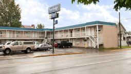 Exterior view TRAVELODGE QUESNEL BC