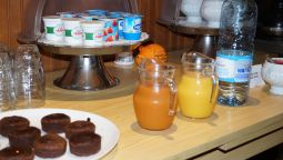 Breakfast buffet Hotel de Verdun