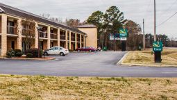 Exterior view Quality Inn Kinston