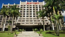 Exterior view Sao Paulo Airport Marriott Hotel