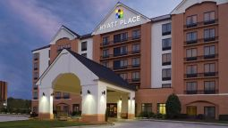 Exterior view Hyatt Place Atlanta Airport South