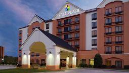 Buitenaanzicht Hyatt Place Kansas City Airport