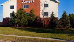 Exterior view Holiday Inn Express CHICAGO NW-VERNON HILLS