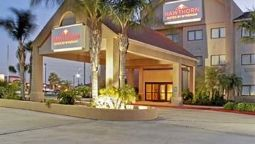 Exterior view HAWTHORN SUITES ARANSAS PASS