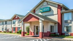 Exterior view Quality Inn & Suites Middletown - Franklin