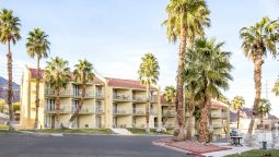 Exterior view Quality Inn Boulder City