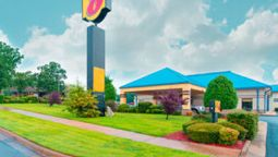 Hotel SUPER 8 N LITTLE ROCK MCCAIN - North Little Rock (Arkansas)