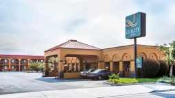 Buitenaanzicht Quality Inn Redding