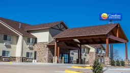 Buitenaanzicht Comfort Inn & Suites Riverview