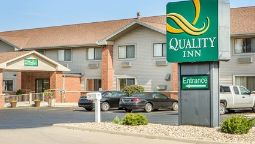 Exterior view Quality Inn Ottawa