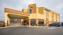Buitenaanzicht Comfort Inn Mars Hill - University Area