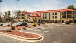 Exterior view Comfort Inn Biltmore West