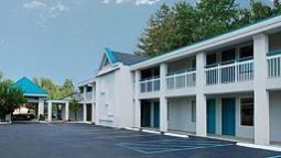 Exterior view DAYS INN & SUITES ALBANY