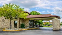 Exterior view Comfort Inn Maumee - Perrysburgh Area