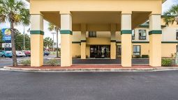 Buitenaanzicht Comfort Inn North Myrtle Beach
