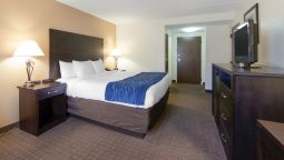 Kamers Comfort Inn Oak Ridge - Knoxville
