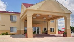 Exterior view Quality Inn & Suites Terrell