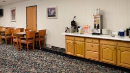 Buitenaanzicht DAYS INN & SUITES LOGAN