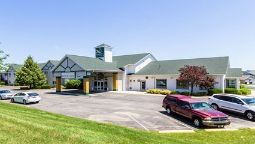 Buitenaanzicht Quality Inn & Suites Stoughton - Madison South