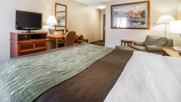 Kamers Comfort Inn at Buffalo Bill Village Resort