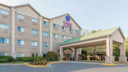 Buitenaanzicht Comfort Suites Lexington