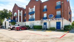 Exterior view Comfort Suites Las Colinas Center