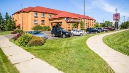 Buitenaanzicht Comfort Suites Stevens Point
