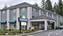Exterior view DAYS INN SEATTLE AURORA