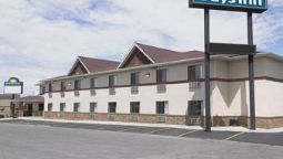 Exterior view DAYS INN WALL