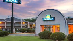 Exterior view DAYS INN STATESVILLE