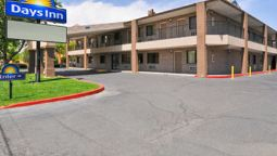 Exterior view DAYS INN ALBUQUERQUE WEST
