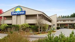 Exterior view DAYS INN BELLEVUE SEATTLE