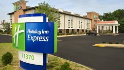 Buitenaanzicht Holiday Inn Express WALDORF