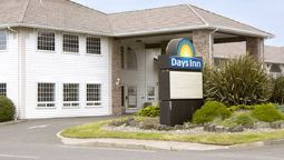 Exterior view DAYS INN OCEAN SHORES