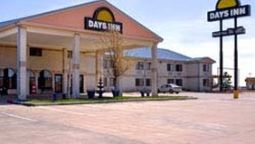 Exterior view Days Inn Amarillo South