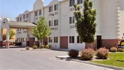 Exterior view Days Inn Lehi