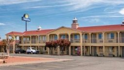 Exterior view DAYS INN VAN HORN TX