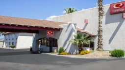 Exterior view Econo Lodge Tucson