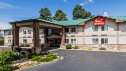 Exterior view Econo Lodge Pagosa Springs