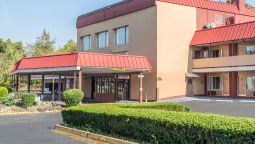 Buitenaanzicht Econo Lodge West Haven