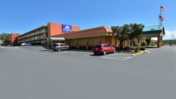 Exterior view AMERICAS BEST VALUE INN COCOA