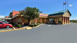 Buitenaanzicht AMERICAS BEST VALUE INN COCOA