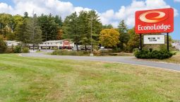 Hotel Econo Lodge Sutton - Wilkinsonville (Massachusetts)