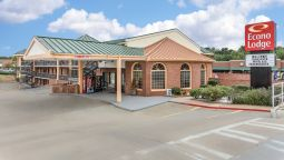Buitenaanzicht Econo Lodge Acworth