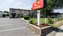 Buitenaanzicht Econo Lodge West Yarmouth