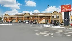 Exterior view Econo Lodge Bellmawr