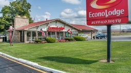 Buitenaanzicht Econo Lodge Buffalo South